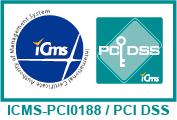 PCI DSS監査証明マーク